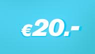 €20.-